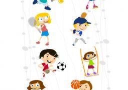 Как да накарате децата си да обичат движението?