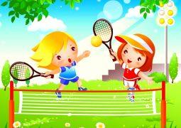 Коя е най-подходящата възраст, на която децата могат да започнат да тренират тенис.