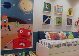 Как да декорирате детската  стая, докато детето Ви пораства