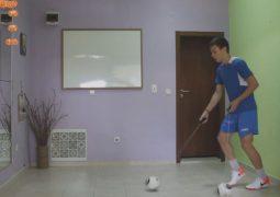 Индивидуална сенстренинг подготовка на футболисти
