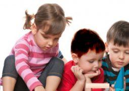 Игри, развиващи умствените способности на малките деца