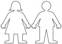 Разпознаване на лица и развитие на схемата на собственото тяло при децата